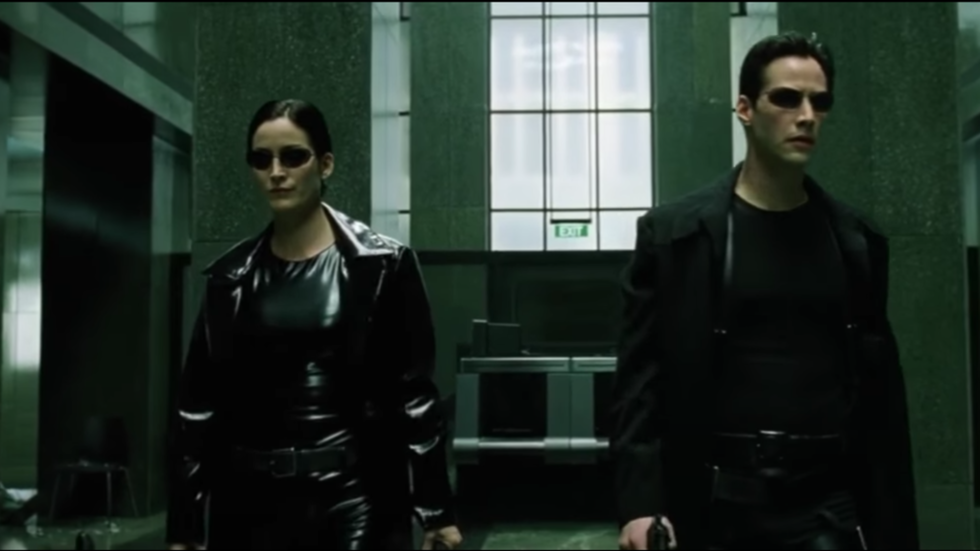 Take the woke pill: 'The Matrix' was always meant to be a 'TRANS STORY,' Lilly Wachowski claims