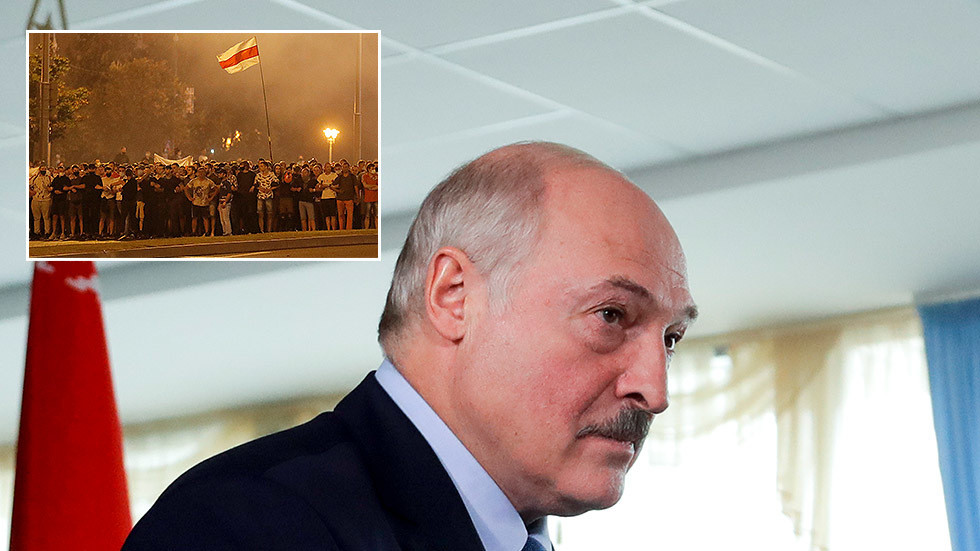 Belarus on the brink? Unloved in Moscow, a pariah again in the West & facing protests at home, Lukashenko is running out of road
