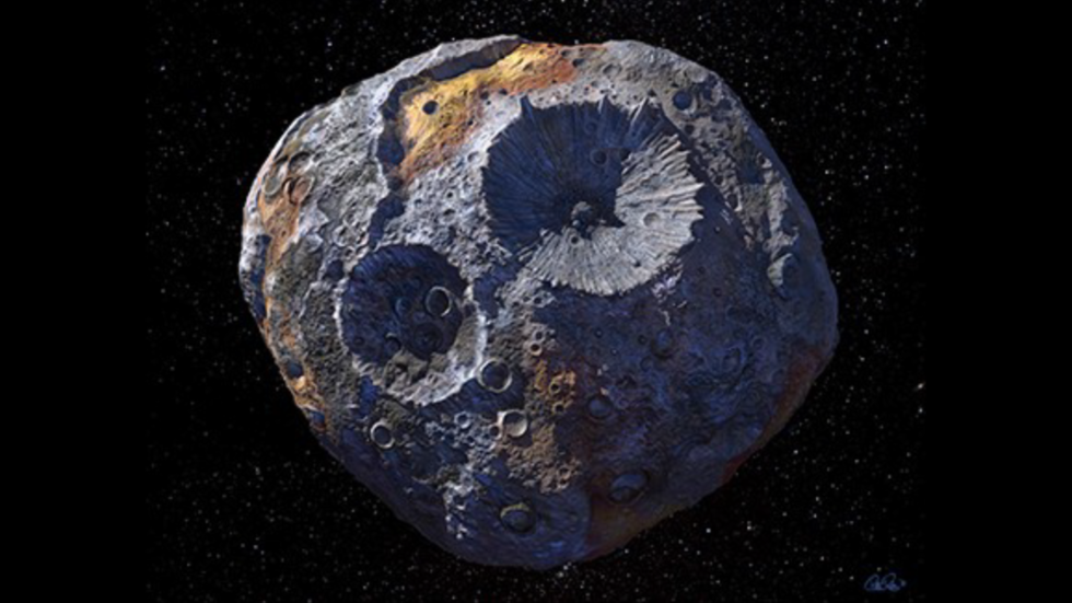 NASA suspects asteroid Psyche is core of planet that never fully formed, models 'metal world' ahead of 2022 mission - RT
