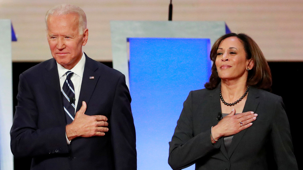 Kamala Harris's race and gender are a beautiful wrapping. Underneath, same old establishment – but what America needs is change