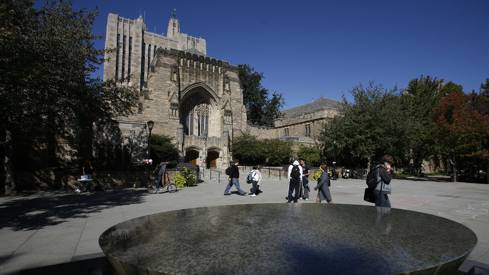 DOJ accuses Yale of racial discrimination against WHITE and ASIAN applicants after 2-year-long probe