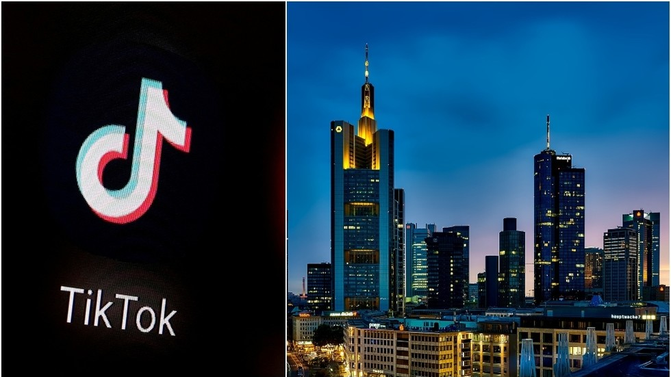 Mayor pitches Frankfurt as 'ideal location' for TikTok's European HQ as it faces US ban