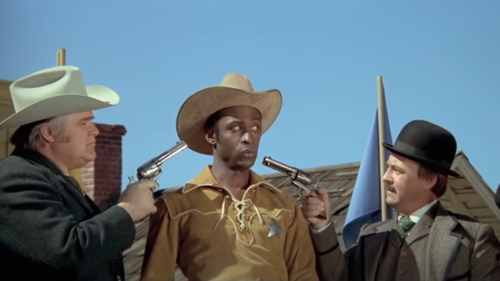 1974 classic 'Blazing Saddles' gets slapped with 'social context' sticker to explain jokes to liberal babies