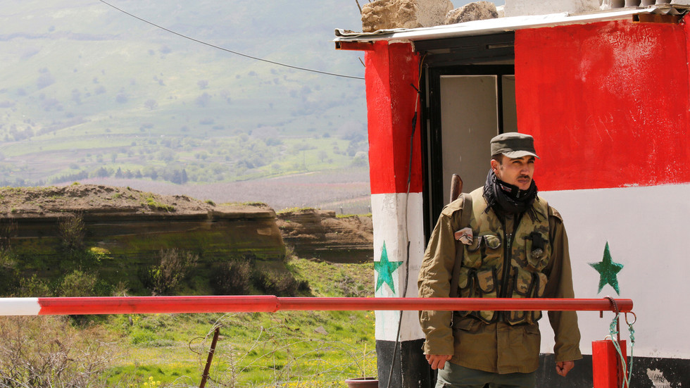 1 Syrian soldier killed, 2 others wounded in US airstrike, state media reports
