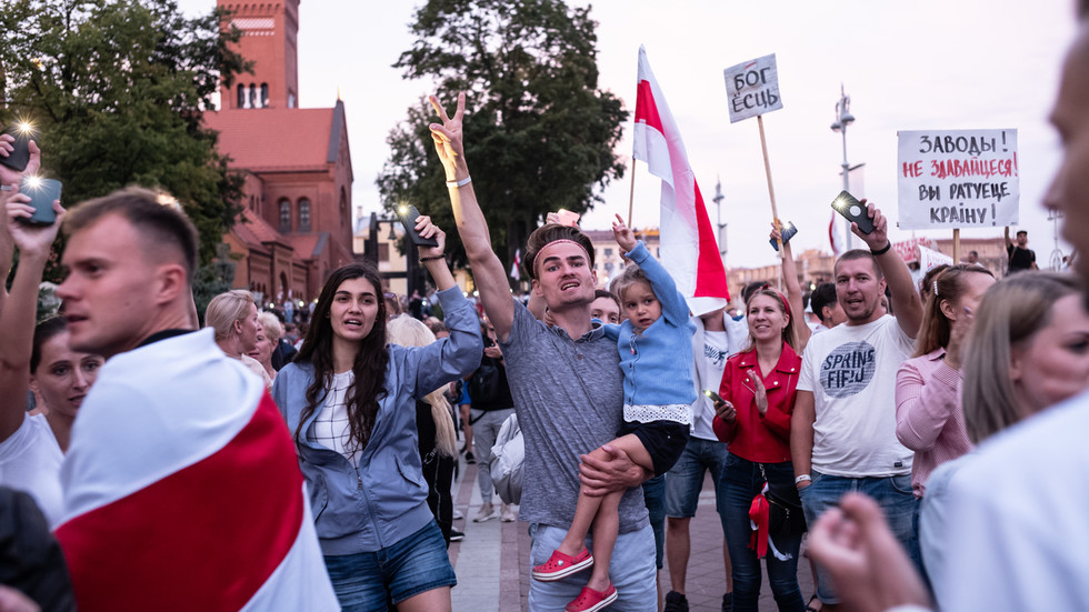 Is Belarus a color revolution? The real problem is that ANY protest these days may be