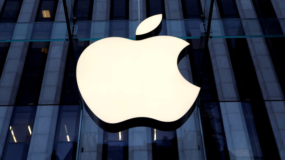 Apple surpasses $2 TRILLION, doubling in value in TWO years. It's INSANE, amid the worst depression ever, and it will end badly