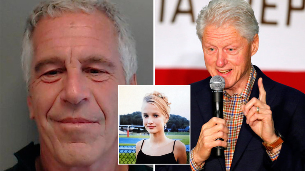 Lawsuit alleges Epstein used Bill Clinton friendship to intimidate 15-year-old girl into 'vicious sex assault'