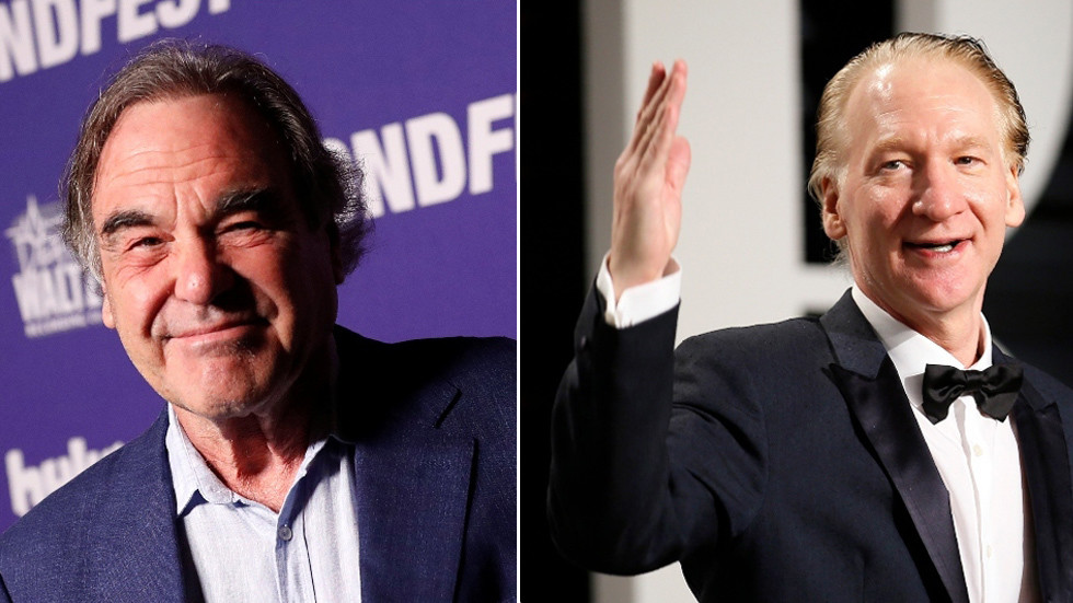 Oliver Stone says Senate Russia report is untrustworthy on Bill Maher's show, Twitterati grab pitchforks & torches