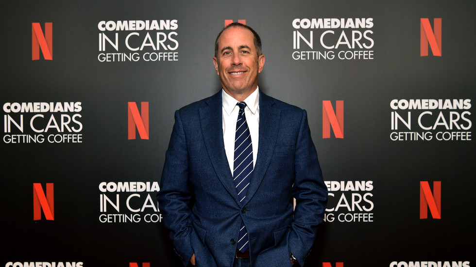 Splitting sides: Multi-millionaire comedian Seinfeld tries to play down New York's crisis, gets blasted for being out of touch