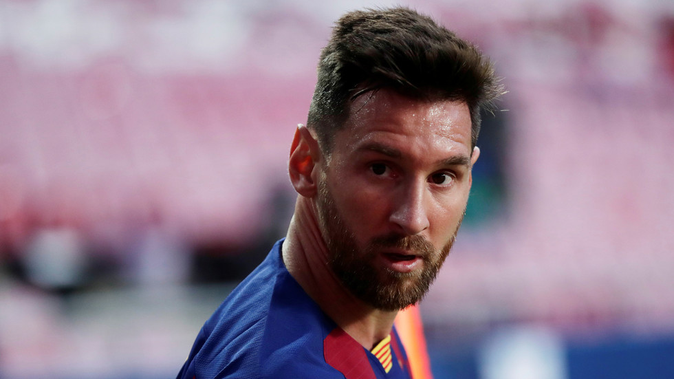 'The decision is final': Lionel Messi tells Barcelona he wants to LEAVE on a free transfer