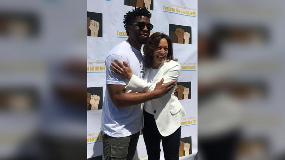 Chadwick Boseman death is turned into Biden/Harris campaign ad by liberals who love his final tweet