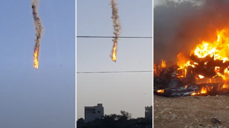 Two American drones reportedly COLLIDE & go down over Syria's Idlib (PHOTOS, VIDEOS)