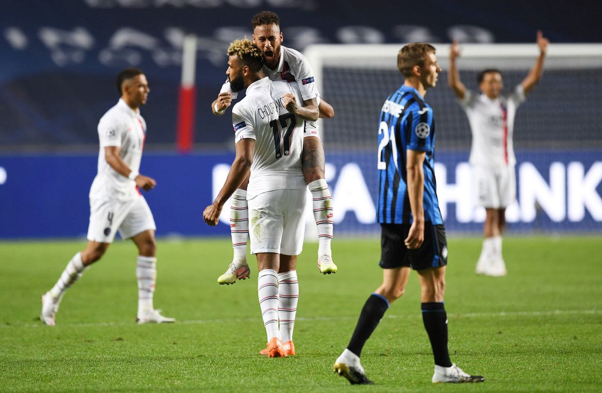 Champions League: Stoppage time fireworks send PSG through