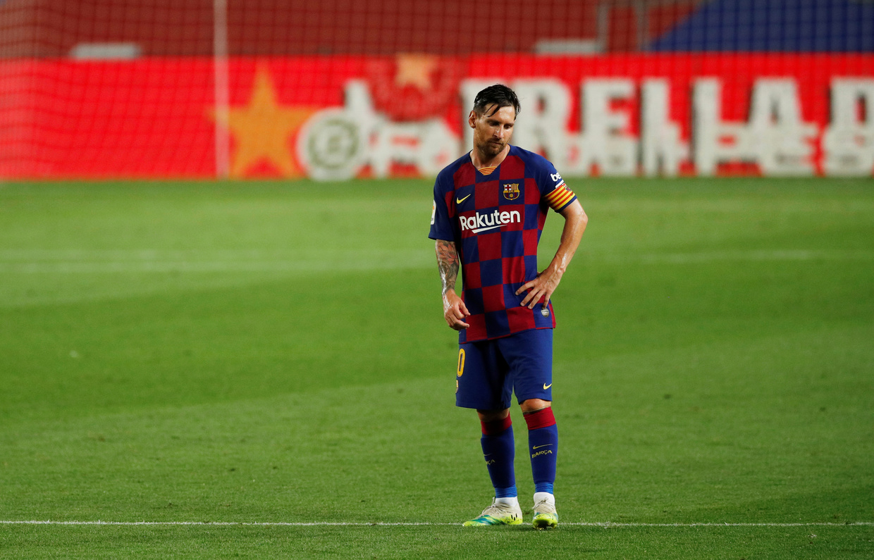 What Lionel Messi Told Barcelona's New Coach About His Nou Camp Future