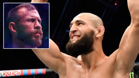 Donald Cerrone could fight Khamzat Chimaev in the UFC © Mark J Rebilas / USA Today Sports via Reuters | © Jeff Bottari / Zuffa LLC / USA Today Sports via Reuters