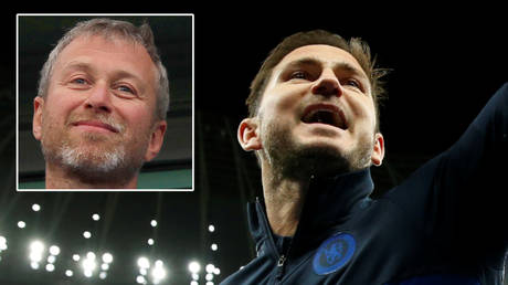 Roman Abramovich and Frank Lampard have high hopes at Chelsea © Eddie Keogh / Reuters |©  John Sibley / Action Images via Reuters