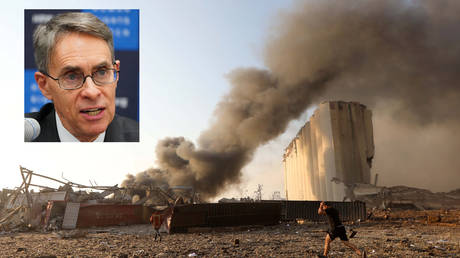 HRW chief jumps to blame Hezbollah for devastating Beirut blasts – and backpedals immediately