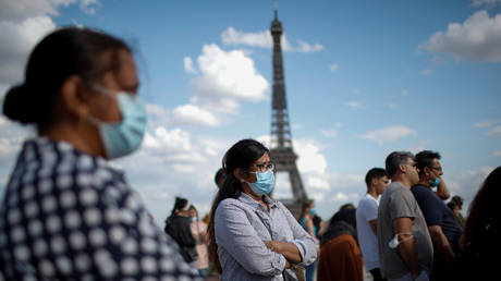 Face masks become mandatory in Paris amid W. Europe heatwave