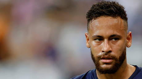 PSG star Neymar will be a pivotal figure in their Champions League. © Reuters