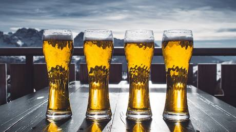 Turning BEER into ENERGY