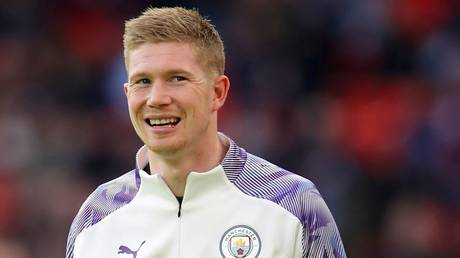 Player of the Season: Manchester City's Kevin De Bruyne