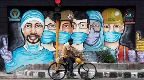 India's GDP to contract by over 16% in April-June amid pandemic uncertainty