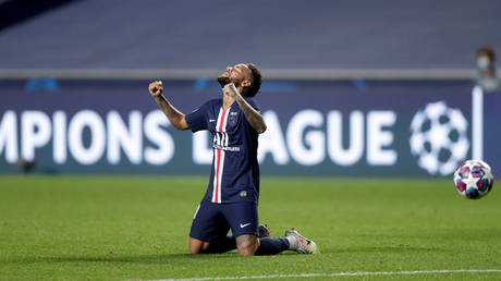 We are seeing a new version of Neymar for PSG. © Reuters