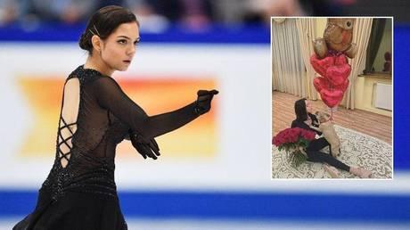 Evgenia Medvedeva © Global Look Press / Kenjiro Matsuo | © Instagram / jmedvedevaj
