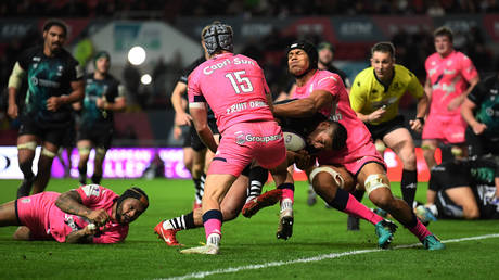 FILE PHOTO: Stade Francais play Bristol in December. © Getty Images