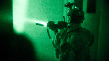 FILE PHOTO. US Special Forces