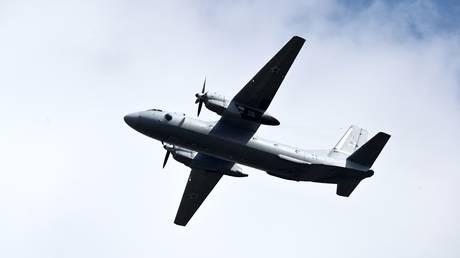 FILE PHOTO: An An-26 plane.