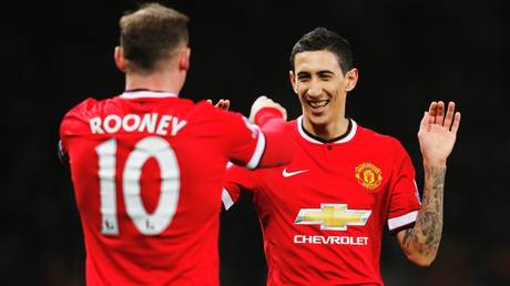Wayne Rooney says former Manchester United teammate Angel Di Maria will be a key man in the Champions League final