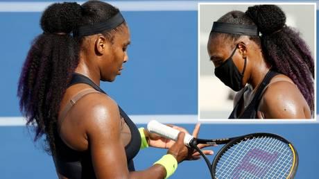 Alternative accommodation: Serena Williams