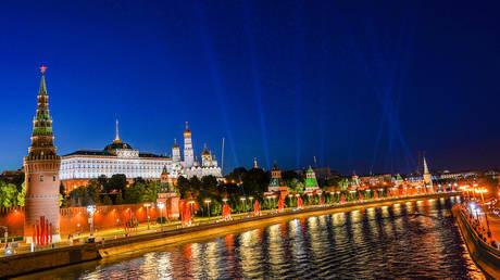 FILE PHOTO: The Moscow Kremlin and the Moskva River © Alexander Vilf / Sputnik