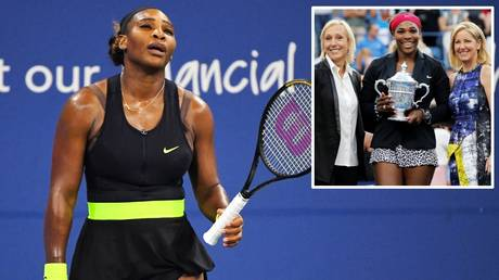Chasing history: Serena Williams could equal the women's Grand Slam titles record at the US Open