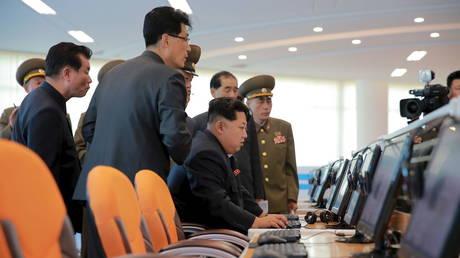 FILE PHOTO. North Korean leader Kim Jong-un. ©KCNA via REUTERS