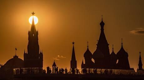 FILE PHOTO: Moscow, Russia © Sputnik / Vladimir Sergeev
