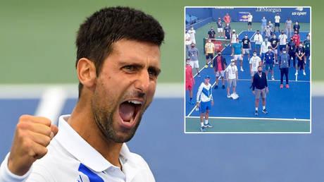 Tennis number one Novak Djokovic has founded the Professional Tennis Players Association © Robert Deutsch / USA Today Sports   © Twitter / DjokerNole