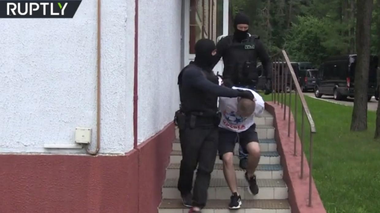 Arrest of 33 'Russian mercenaries' in Belarus may have been ...
