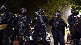 Federal agents won't leave Portland until 'anarchists and agitators' are properly dealt with – Trump