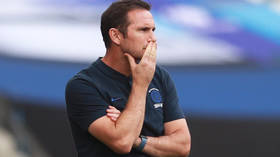 Final day Blues: Chelsea blow first sight of silverware under new boss Lampard after spurning FA Cup final lead as Arsenal win 2-1