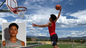 Teenage basketball prospect tipped for stardom shot dead in New Mexico as police charge 16yo with murder