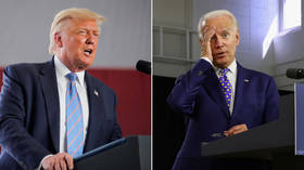 'Sleepy Joe' Biden 'never leaves his basement' and won't win Texas, Trump says