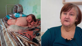 Russia's once-heaviest woman (at a whopping 350kg or 777 pounds!) reported dead after shedding half her body weight