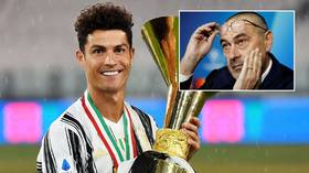 One-man show: Cristiano Ronaldo gives Maurizio Sarri a problem at Juventus that will linger until he leaves the Serie A champions