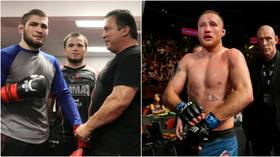 'Different from all other preparation': Khabib talks of 'hard' training ahead of Gaethje clash & first fight since father's death