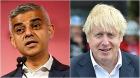 'Totally unacceptable': Mayor Khan tears into PM Johnson for leaving him out of London's Covid-19 second wave planning