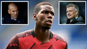 'It's OVER for him at Manchester United': Paul Pogba agent signals French World Cup winner is FINISHED with Old Trafford giants