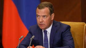 Former president Medvedev warns Russia set to make it harder for migrants to get work permits as Saudi-style system on cards