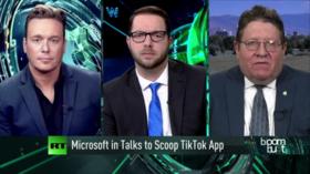 Microsoft in talks to scoop TikTok app